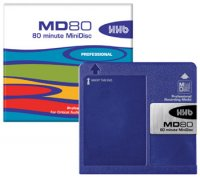 HHB MD80 80 Minute MiniDisc