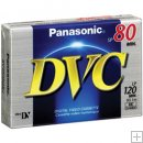 PANASONIC Mini-DV (Standard) 80 Minute