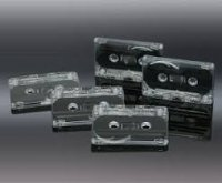 NRS C-0 EMPTY CASSETTE SHELL FOR DECORATIVE PURPOSES 25-Pack