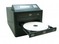 ZIPSPIN D-121-L DVD/CD Duplicator