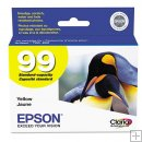 *FREE SHIPPING* EPSON Yellow Ink Cartridge #99