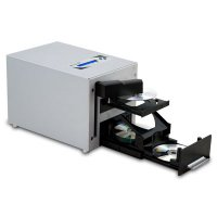 "Vinpower ""The Cube"" Automated 1 Target CD/DVD Duplicator 25 Disc/ 250GB HDD Capacity"