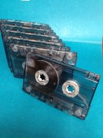 FREE SHIPPING - *CLOSEOUT *TDK ORIGINAL ZM-90 Normal Bias Audio Cassette Tapes - 10pk.