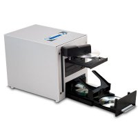 "Vinpower ""The Cube"" Automated 2 Target CD/DVD Duplicator 25 Disc/ 250GB HDD Capacity"
