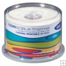 HHB CDR 50 Pack White Thermal 80Minute 700MB