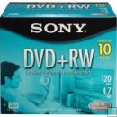 SONY DVD+R 4X Rewritable