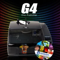 MICROBOARDS G4 DVD/CD PUBLISHER 50 DISC