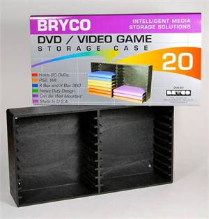 DVD-20 Storage Racks - Click Image to Close. & DVD-20 Storage Racks : Tapes.com - DVD CD Blank Discs Blank ...