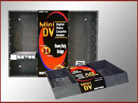 Mini DV 24 Storage Racks