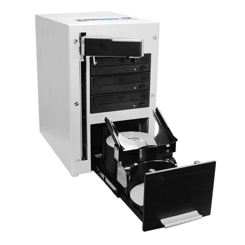 Vinpower The Cube Automated 3 Target BLU-RAY Duplicator 25 Disc