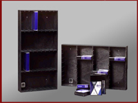 8MM Pro Video Storage Racks